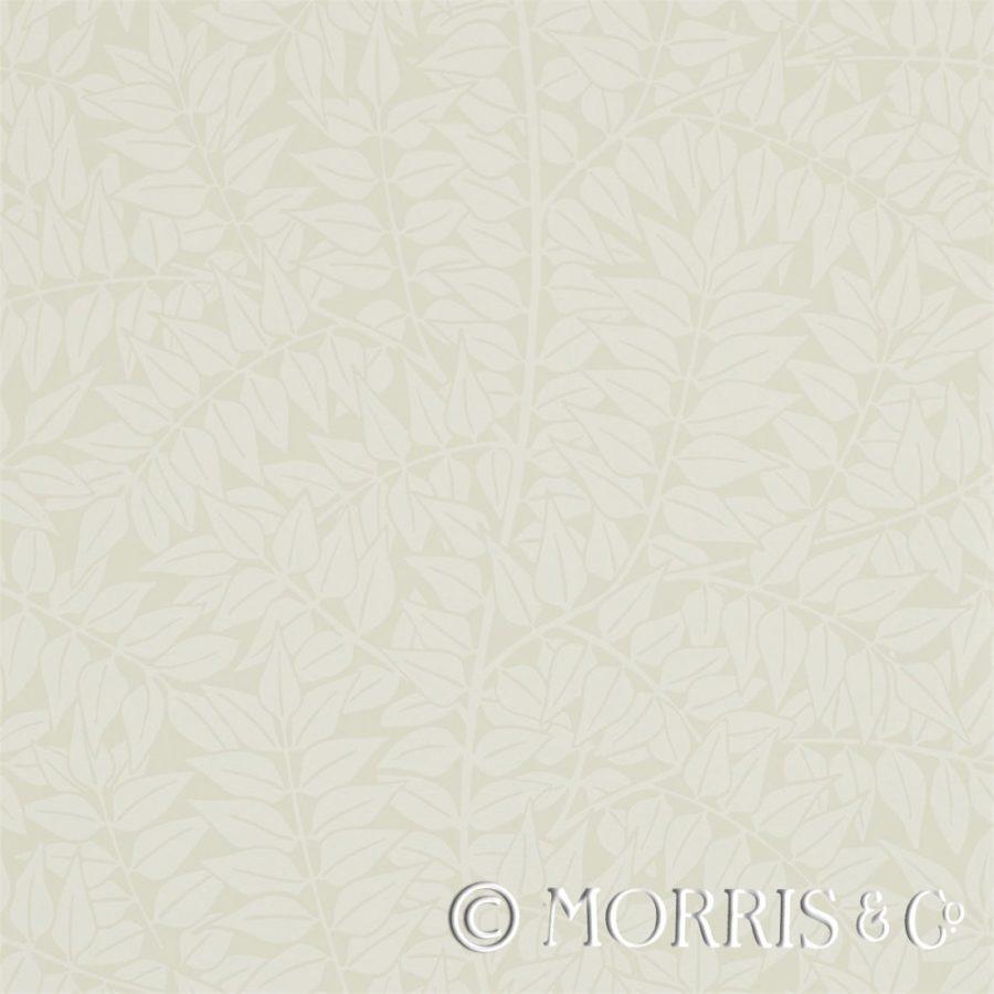 Morris & Co Tapet Branch Vellum