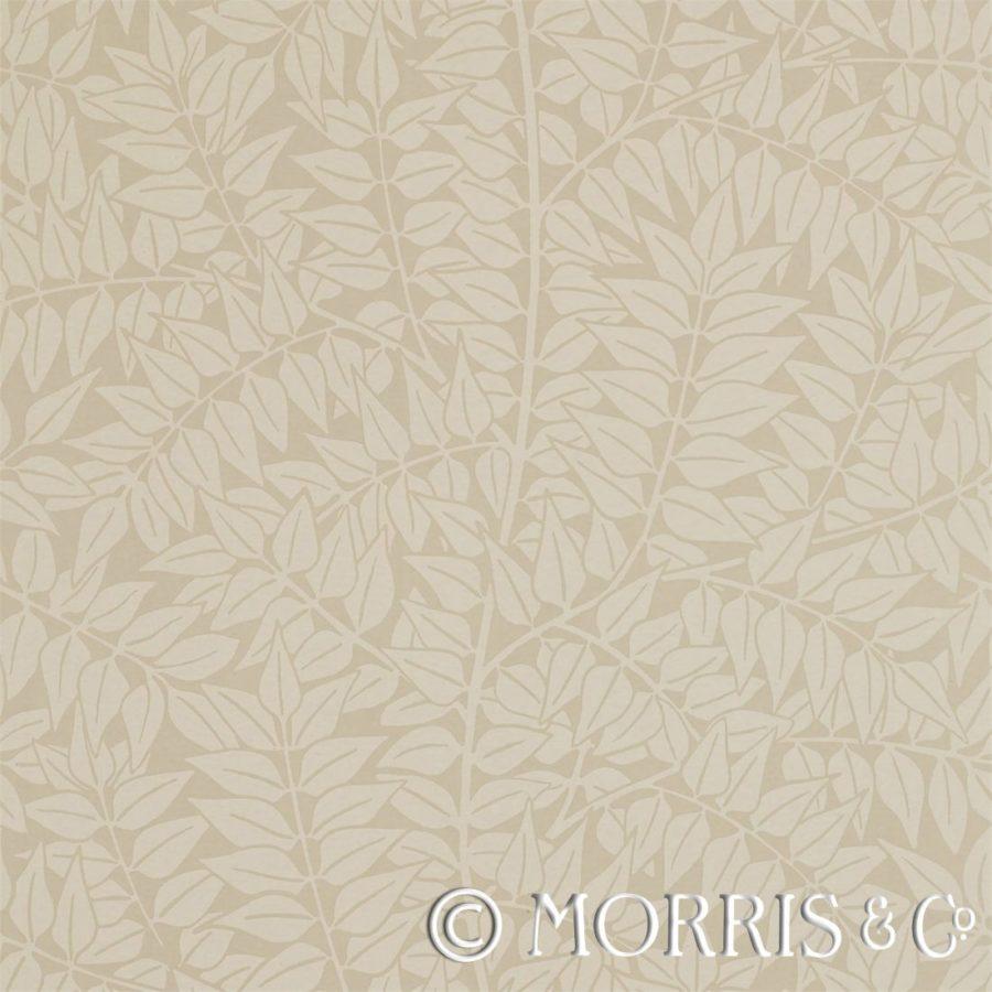 Morris & Co Tapet Branch Buff