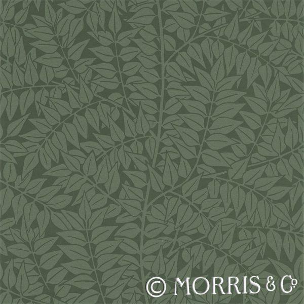 Morris & Co Tapet Branch Forest