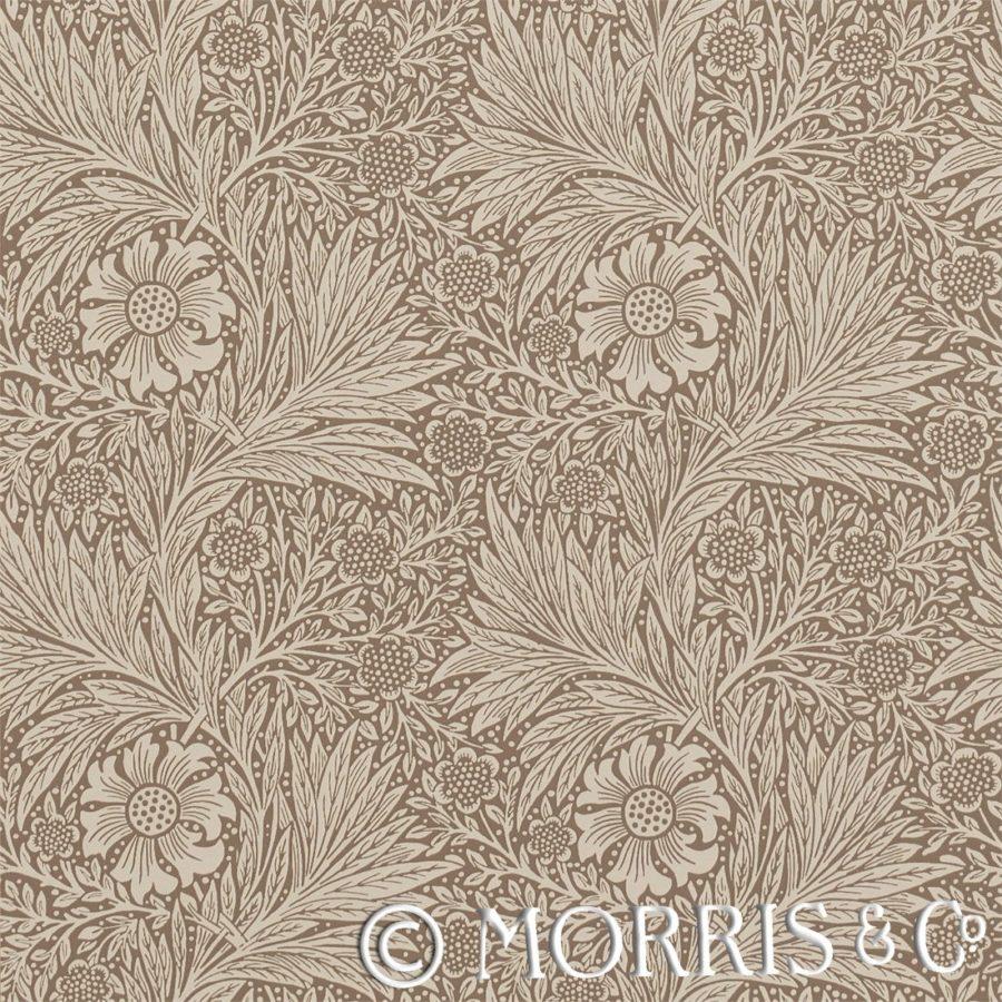 Morris & Co Tapet Marigold Bullrush