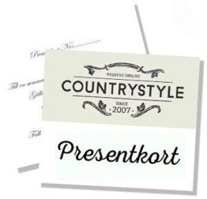 Countrystyle Presentkort