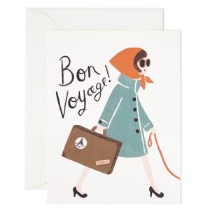 Kort Bon Voyage