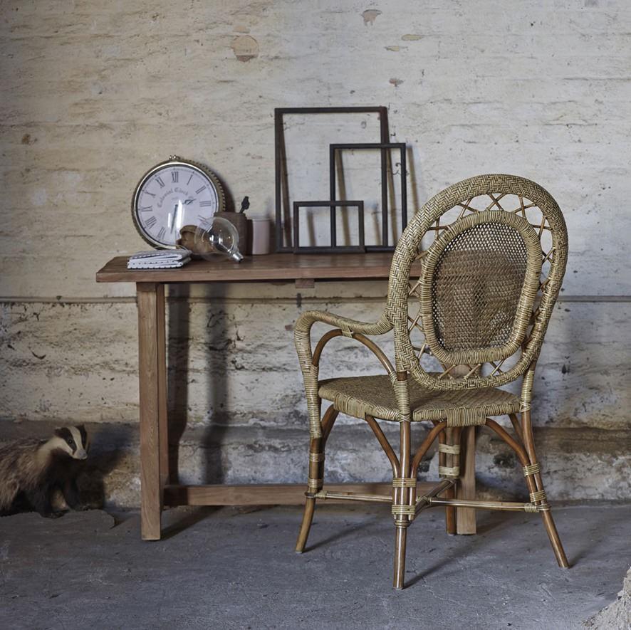 SIKA Design rottingstol Romantica Antique