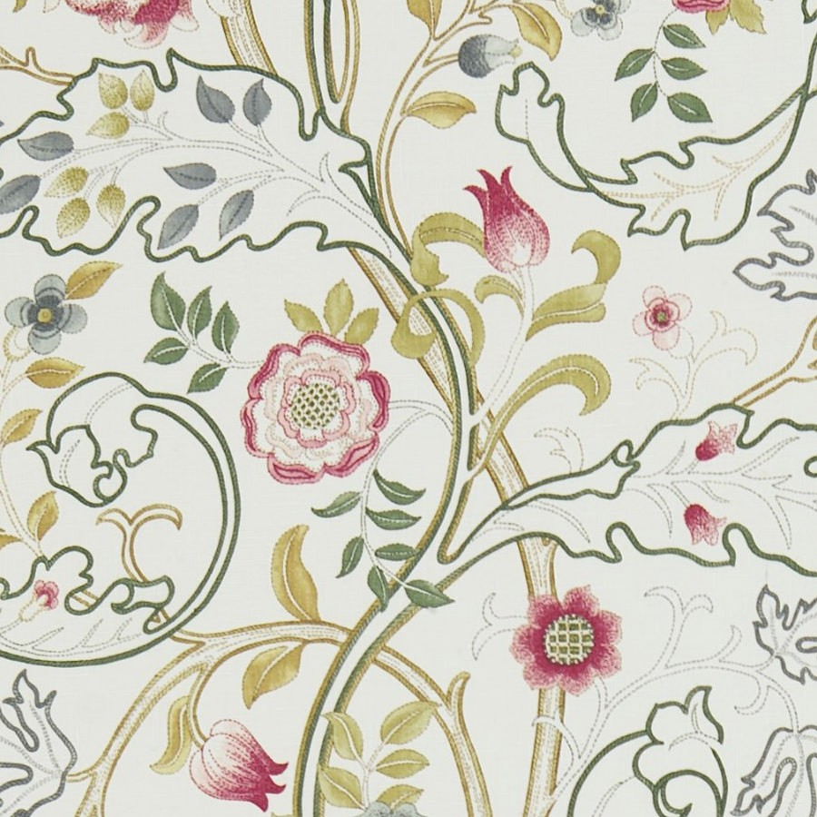 William Morris Tyg Mary Isobel Pink Ivory