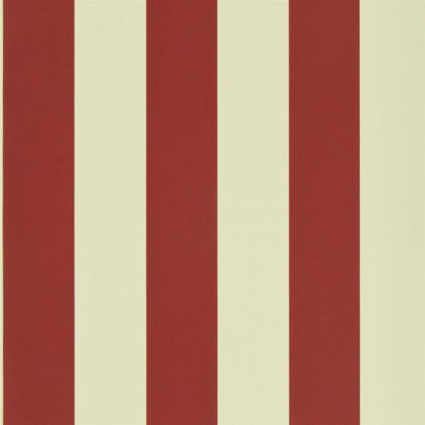 Ralph Lauren Tapet Spalding Stripe Red