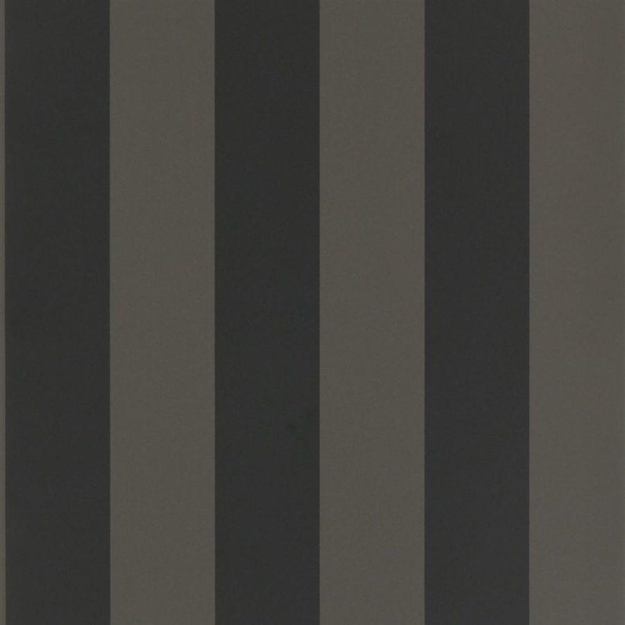 Ralph Lauren Tapet Spalding Stripe Black