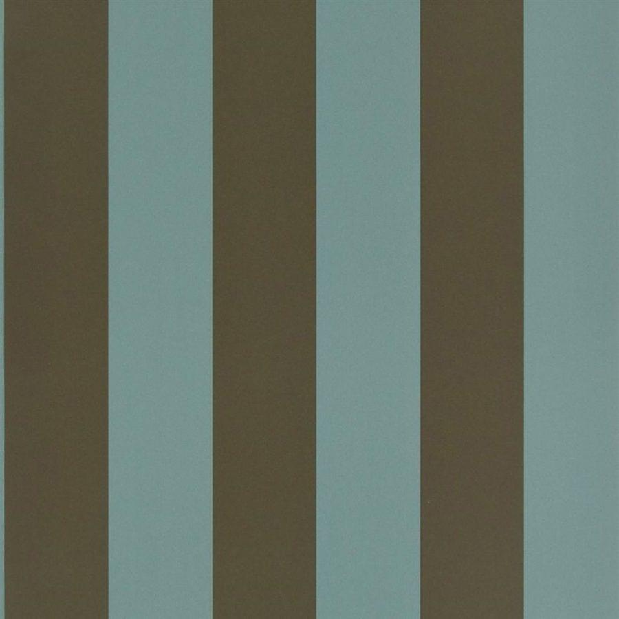 Ralph Lauren Tapet Spalding Stripe Teal