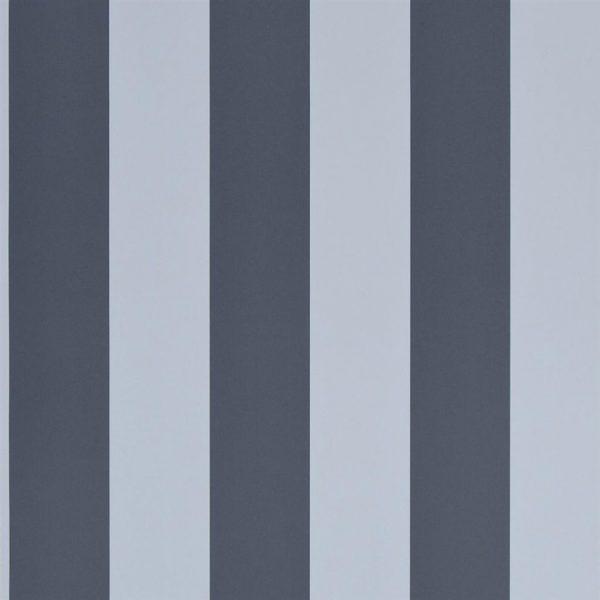 Ralph Lauren Tapet Spalding Stripe Navy Blue