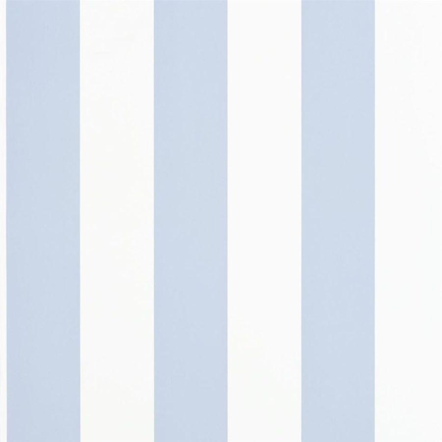 Ralph Lauren Tapet Spalding Stripe Navy White
