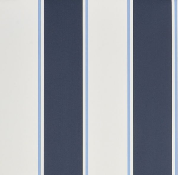Ralph Lauren Tapet Mapleton Stripe Midnight