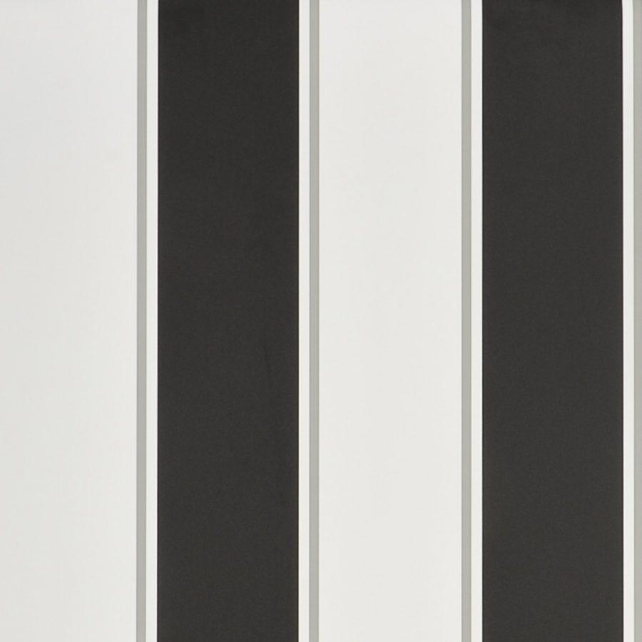 Ralph Lauren Tapet Mapleton Stripe Graphite