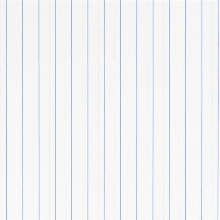 Ralph Lauren Tapet Denton Stripe Yellow Blue