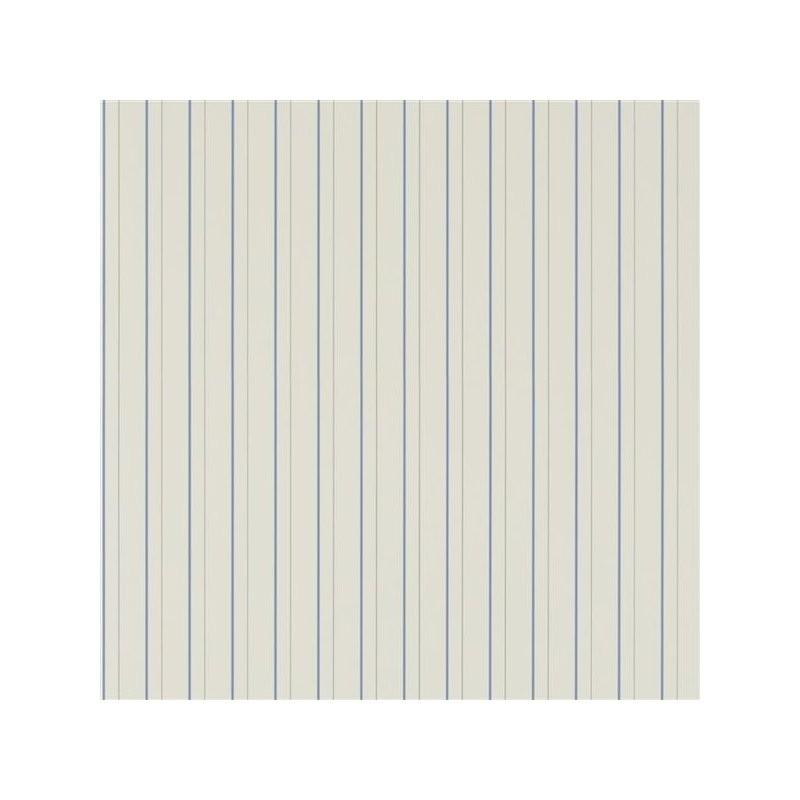 Ralph Lauren Tapet Denton Stripe White Blue