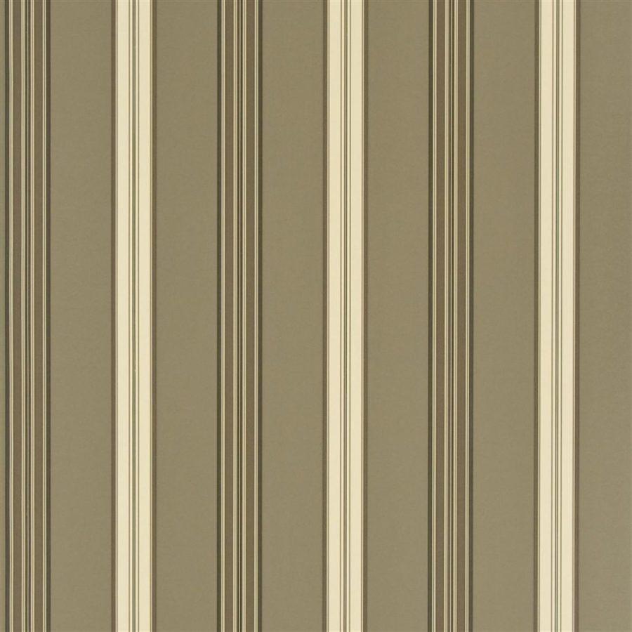 Ralph Lauren Tapet Dunston Stripe Gunmetal