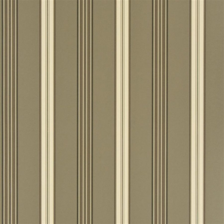 Ralph Lauren Tapet Palatine Stripe Gunmetal