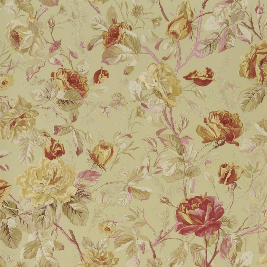 Ralph Lauren Tapet Marston Gate Floral Celadon