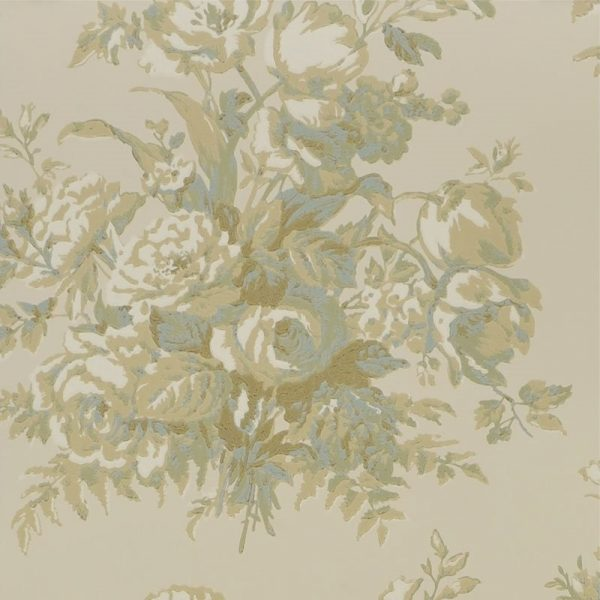 Ralph Lauren Tapet Francoise Bouquet Parchment
