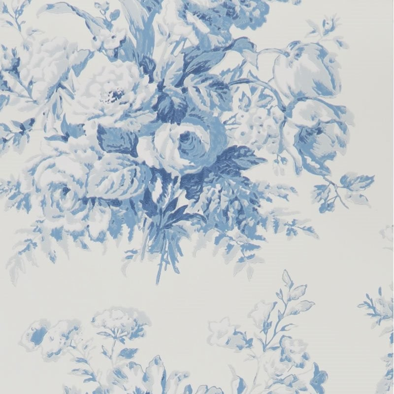 Ralph Lauren Tapet Francoise Bouquet Porcelain