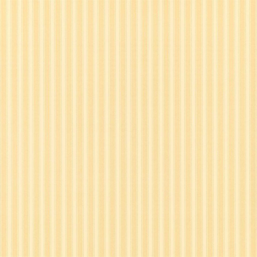 Sanderson Tapet New Tiger Stripe Honey