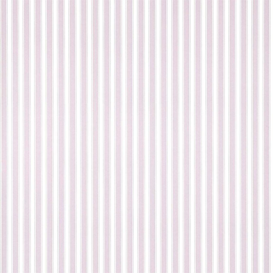Sanderson Tapet New Tiger Stripe Lavendel