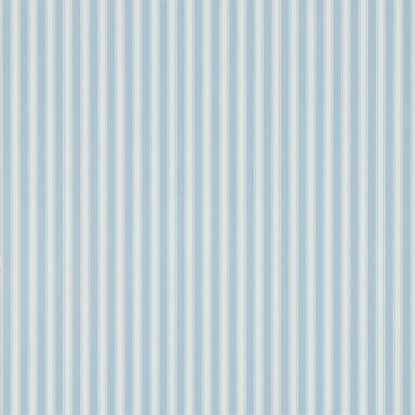 Sanderson Tapet New Tiger Stripe Blue