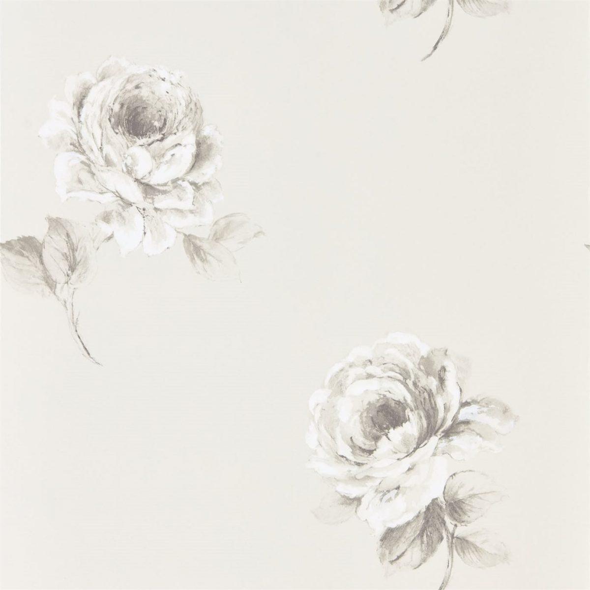 Sanderson Tapet Rosa Chalk