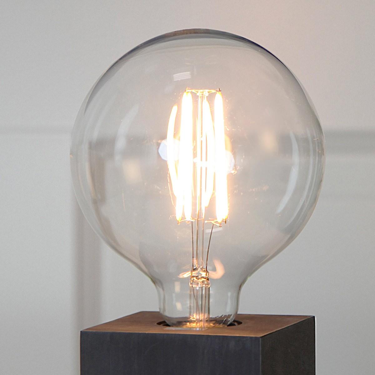 Glödlampa retro Soft
