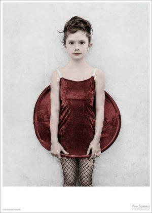 Vee Speers fotokonst Poster Birthday Party Untitled 18 Luxury Edition