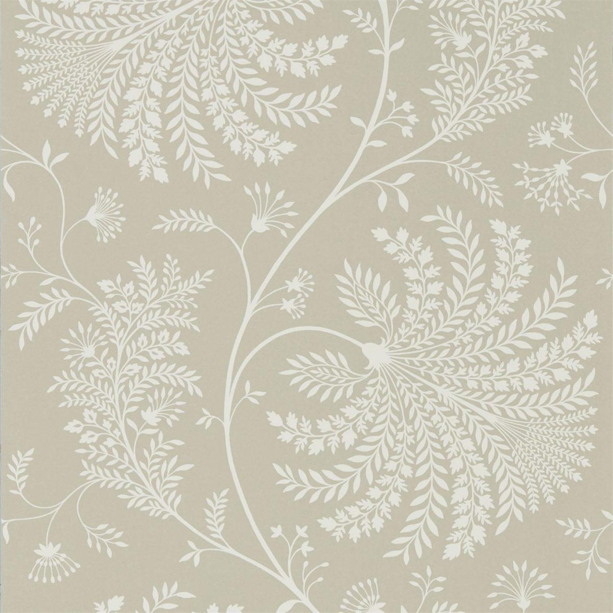 Sanderson Tapet Mapperton Linen Cream