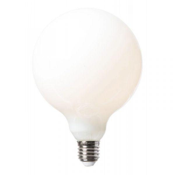 Watt & Veke Glödlampa retro Opal vit