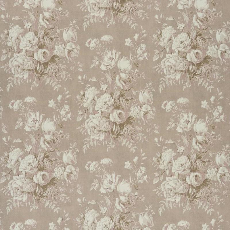 Ralph Lauren Tyg Francoise Bouquet Bluestone