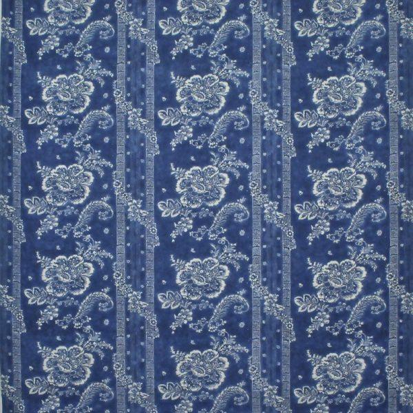 Ralph Lauren Tyg Batik Florette Chambray Blue