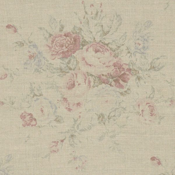 Ralph Lauren Tyg Wainscott Floral Vintage Rose