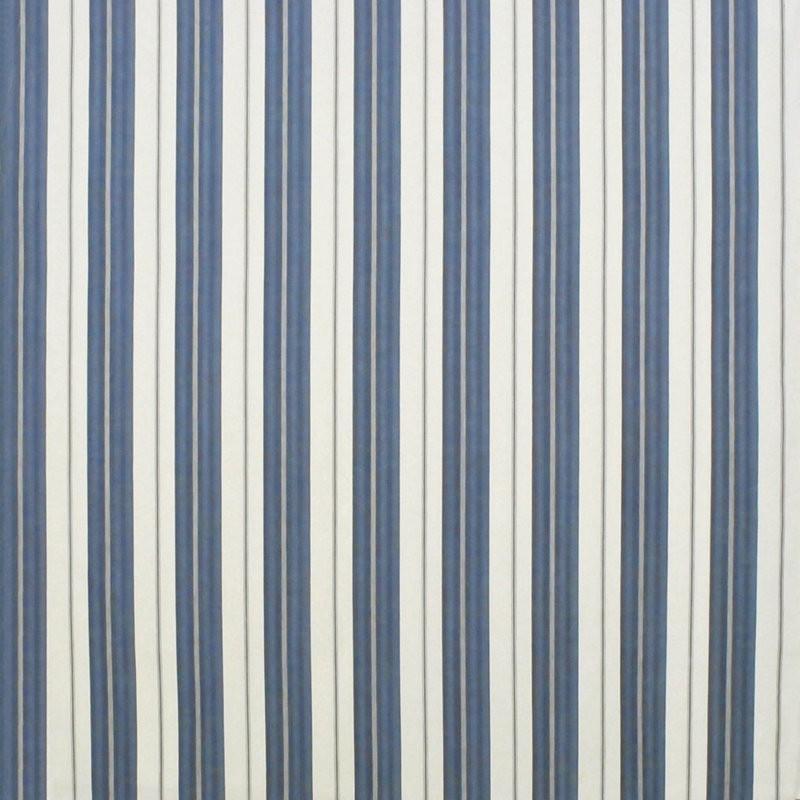Ralph Lauren Tyg Joelle Ticking Bleu