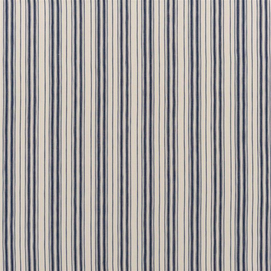 Ralph Lauren Tyg Adrien Stripe Ink