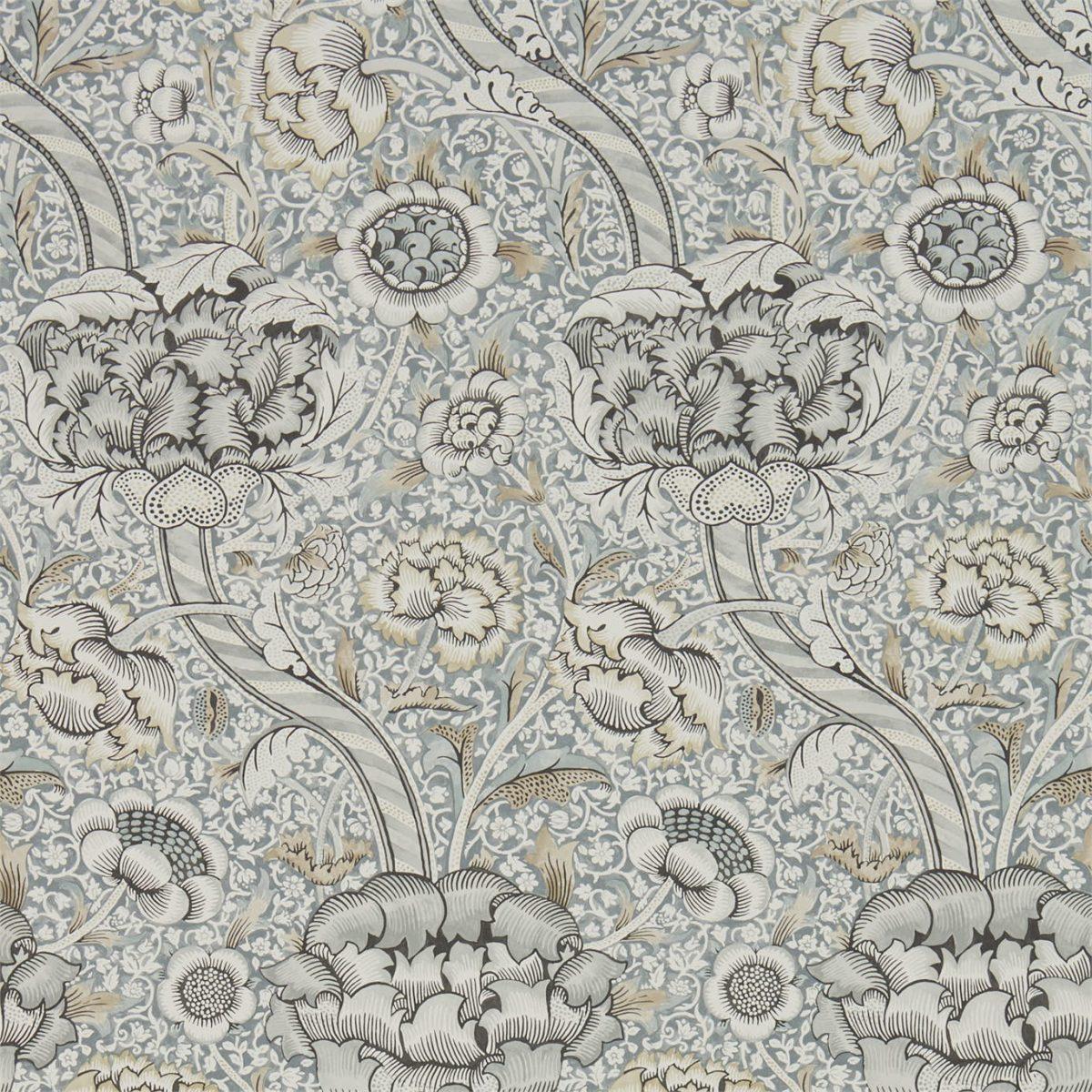 William Morris Tapet Wandle Grey Stone Archive IV