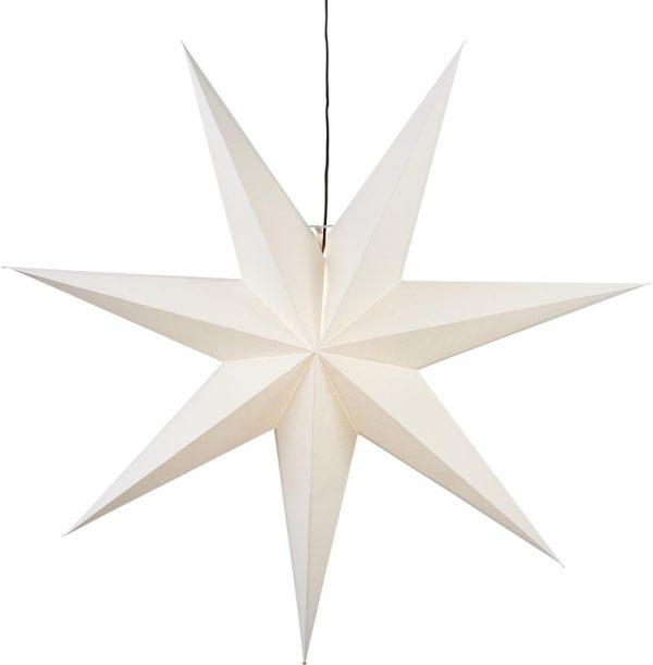 Adventsstjärna Stor Vit Nordic
