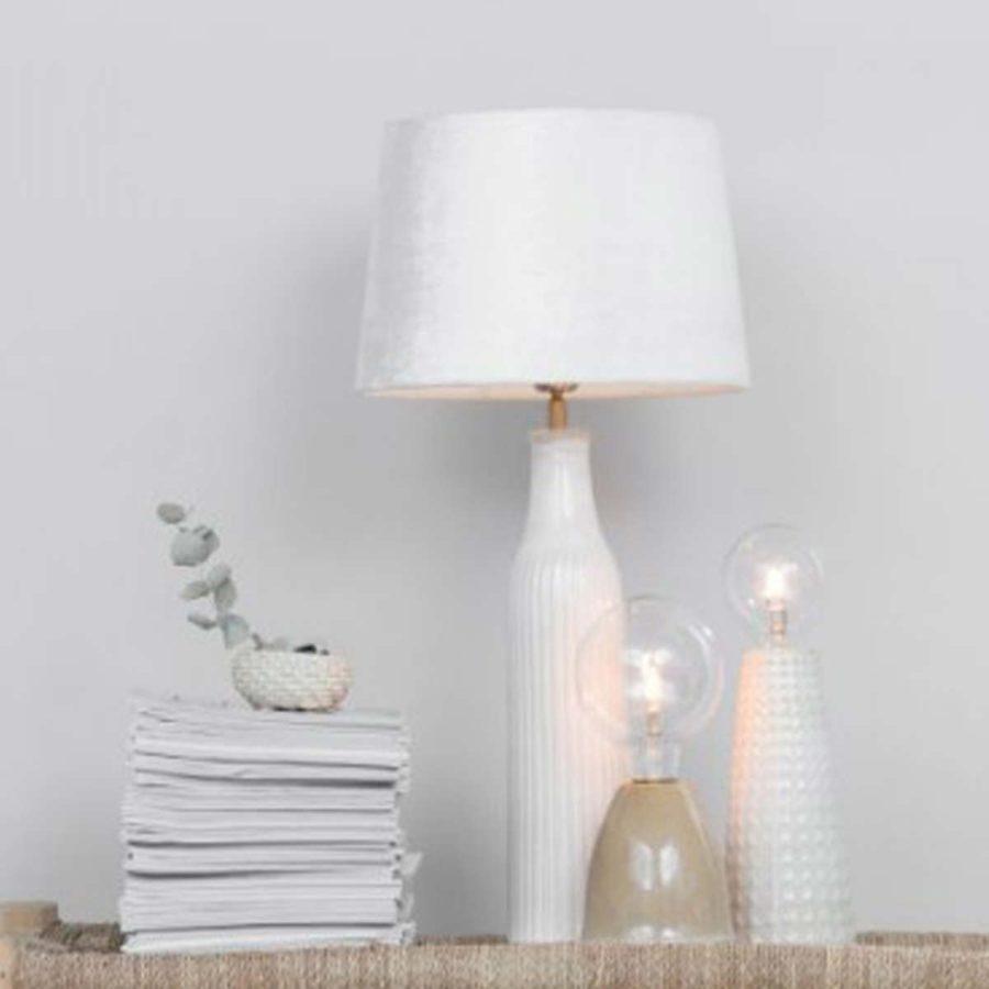 Watt & Veke lampskärm Lola cream