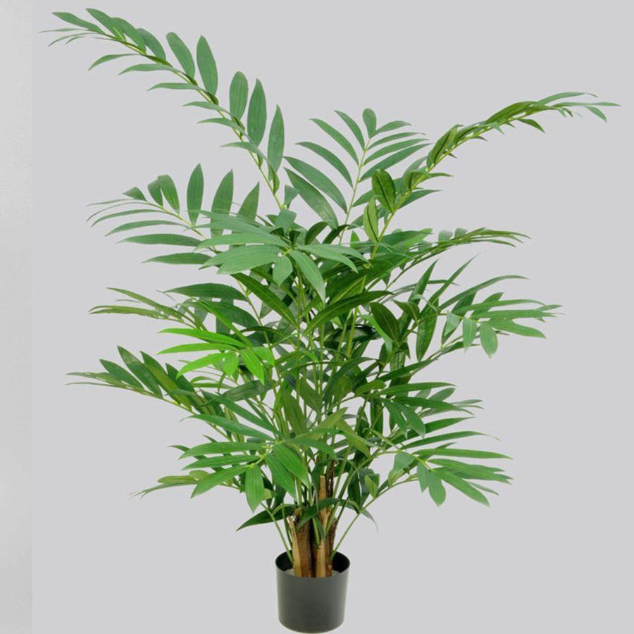 Konstgjorda växter grön växt Palm