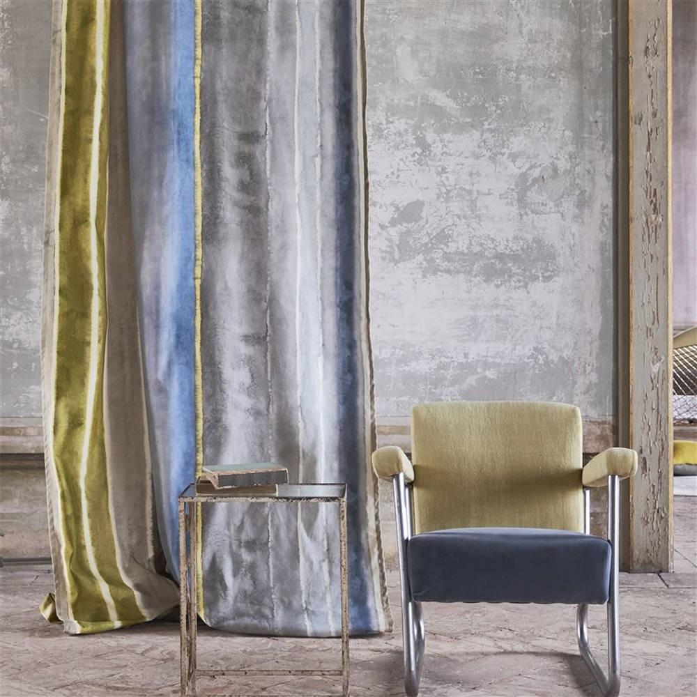 Designers Guild tyg Giardino Segreto Vallauris Slate