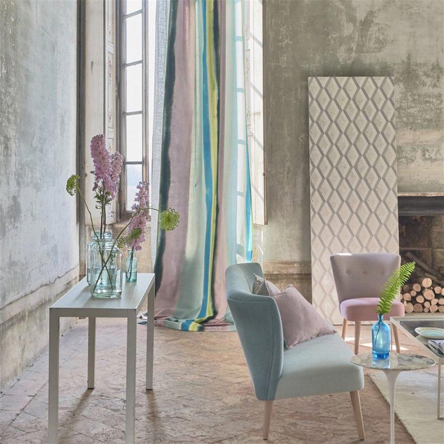 Designers Guild tyg Giardino Segreto Cheyne Eau De Nil