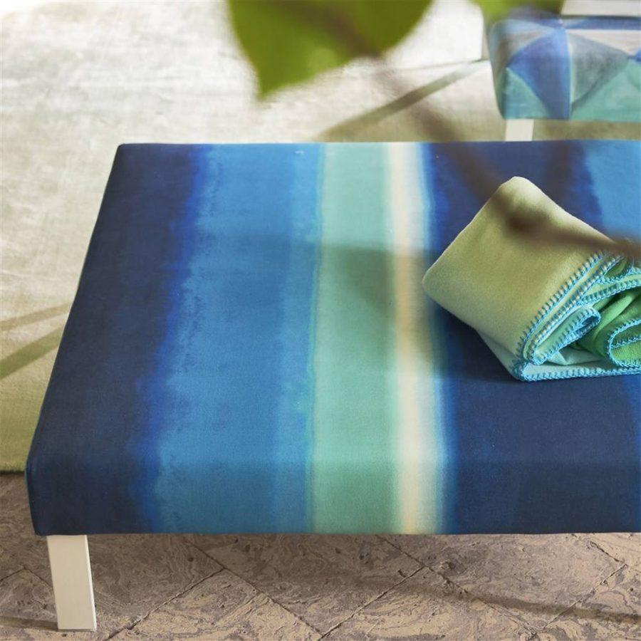 Designers Guild tyg Giardino Segreto Murnau Cobalt