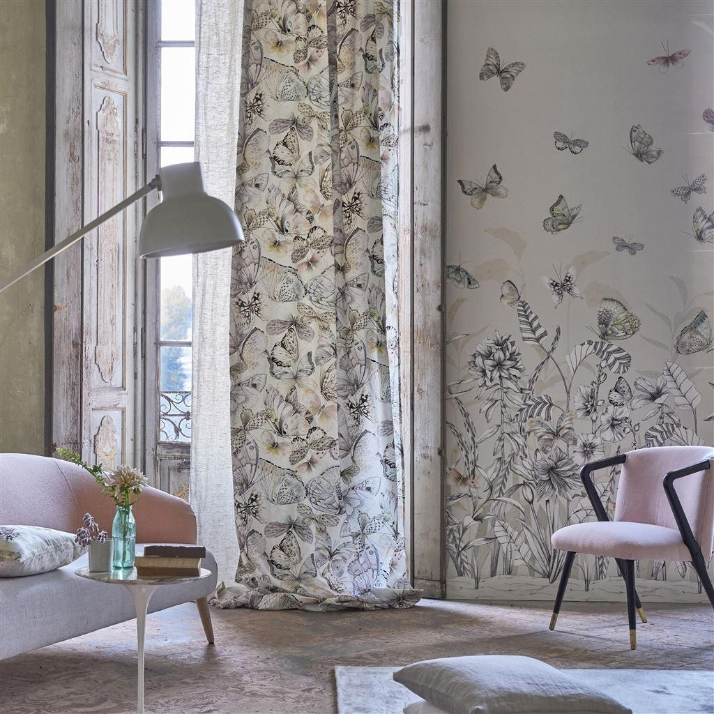 Designers Guild Tapet Papillons Birch
