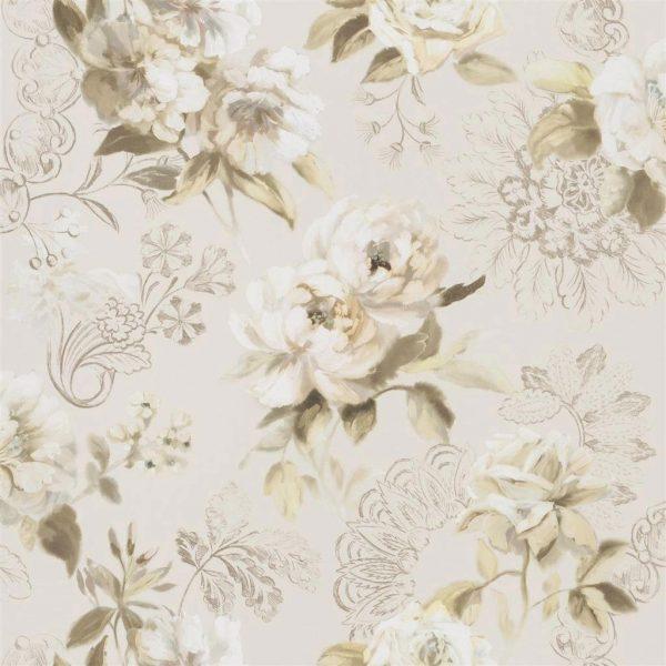 Designers Guild Tapet Victorine Pale Birch