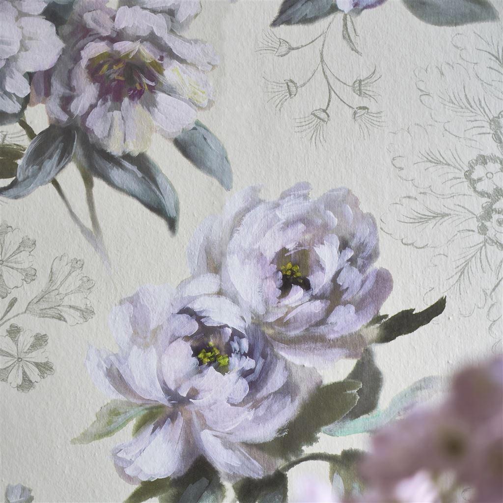 Designers Guild Tapet Victorine Vanilla