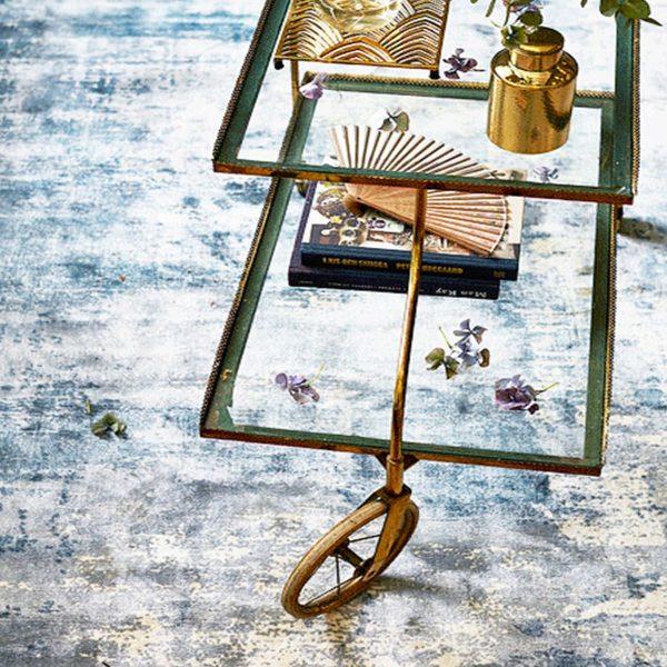 Classic Collection Matta Silk Azur