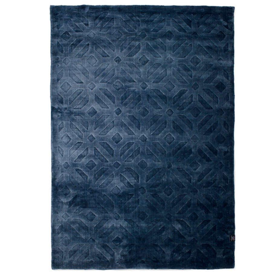 Classic Collection Matta Tencel Bari Blue
