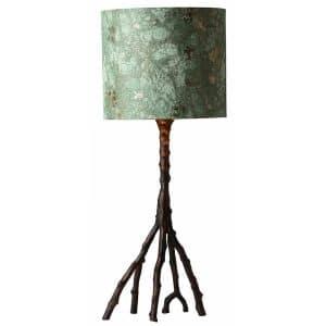 Watt & Veke Lampskärm sammet Haidi grön 29