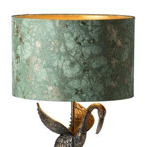 Watt & Veke Lampskärm sammet Haidi grön 40