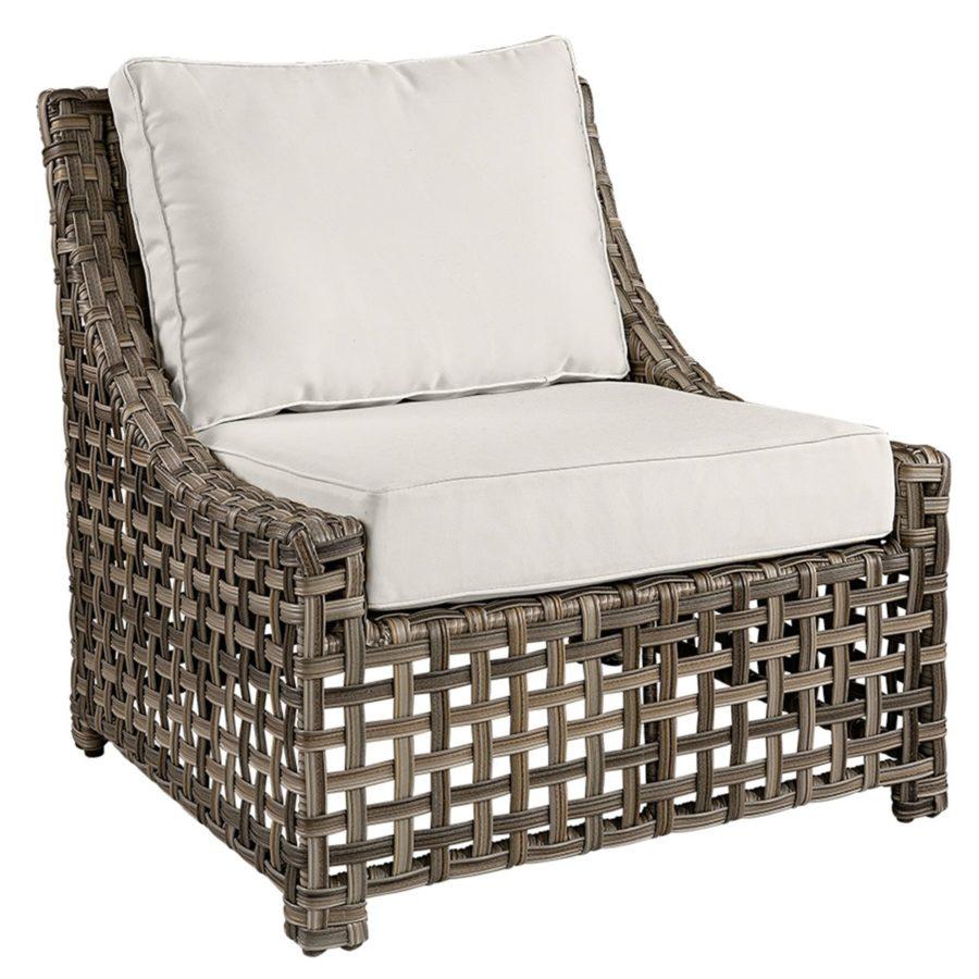 Artwood Lounge Stol Konstrotting Key Largo inkl. dynor